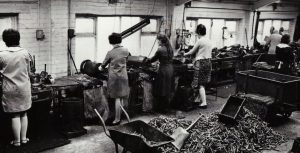 workers at the old BB price