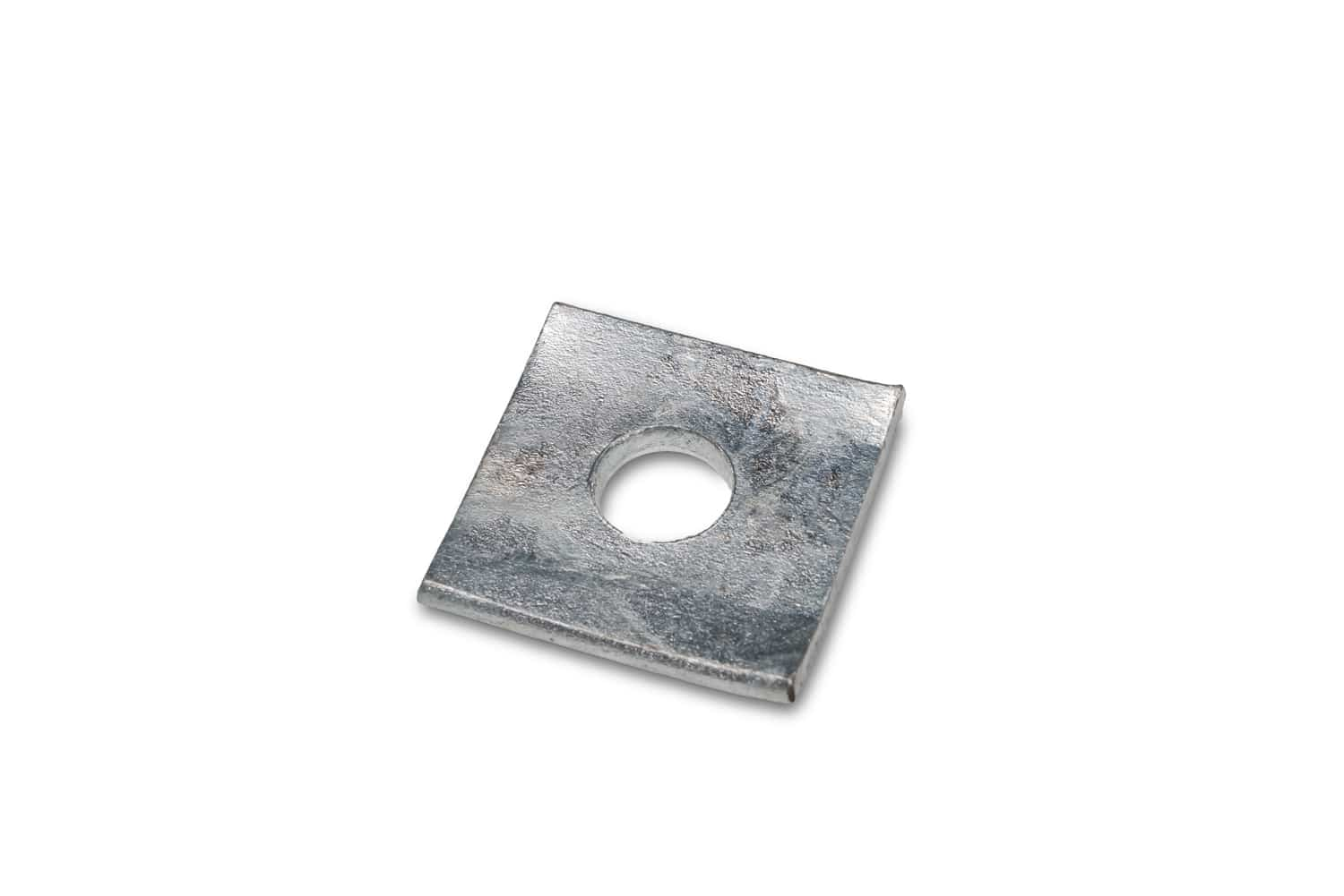 Square Curve Washers