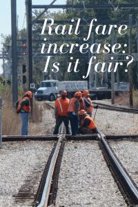 rail fare fair