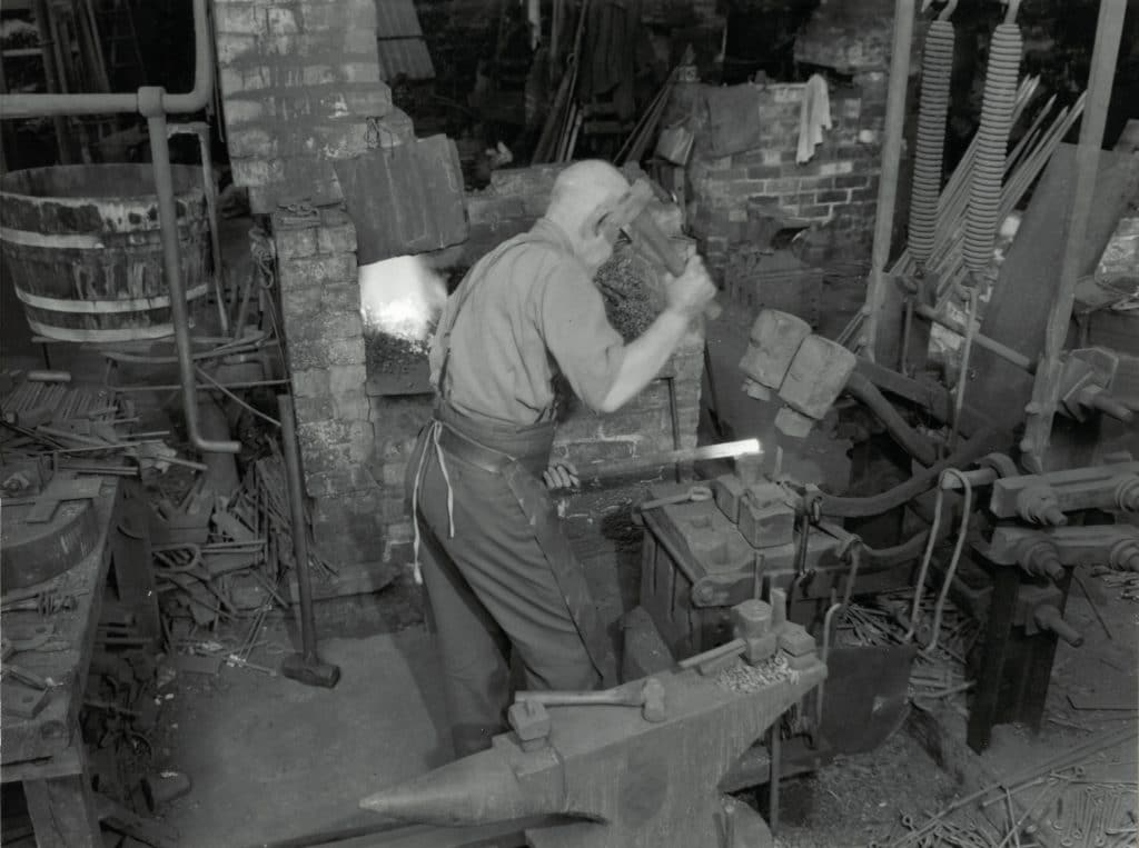 History-Hand-Forged Photo