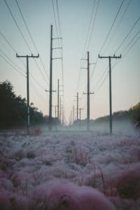 Nationalisation_of_Power Lines_Electric_Poles