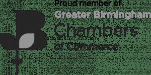 Greater Birmingham Chambers (Stamp)