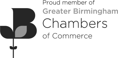Greater Birmingham Chambers (Stamp)